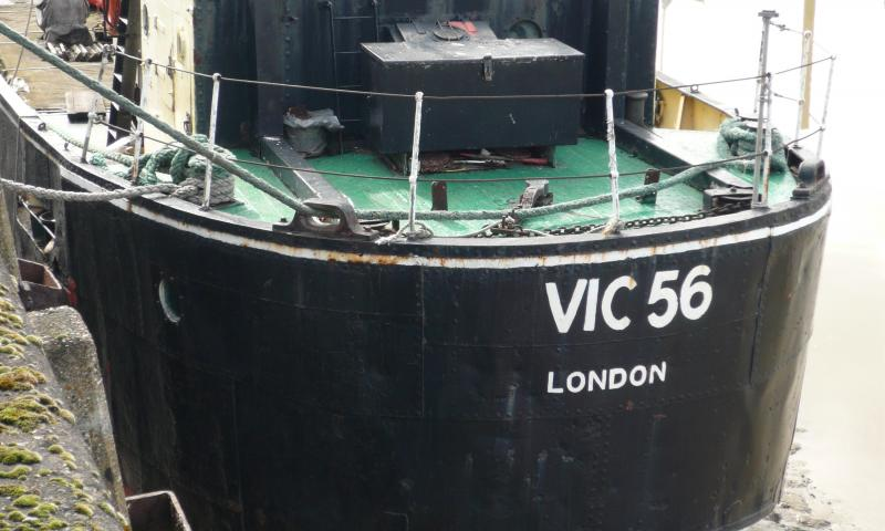 VIC 56 - port quarter