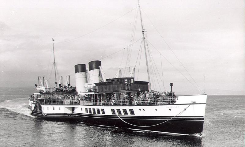 Waverley in her heyday
