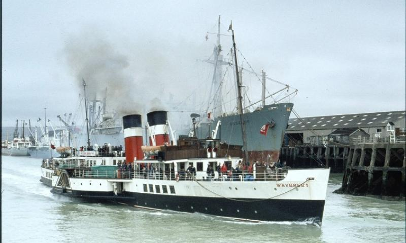 Waverley - at Newhaven