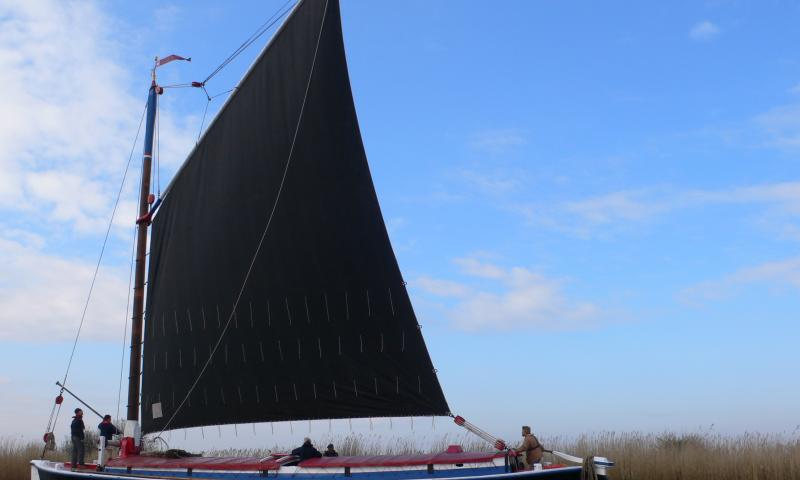 Albion on the broads